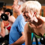 Personal training for elderly people